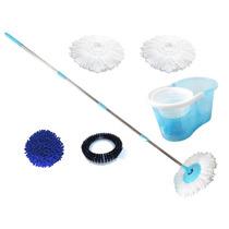 Balde Spin Mop 360 De Limpeza Com 5 Refis A Melhor Oferta