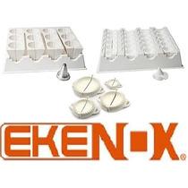 Fabrica Coxinha Kit Formas Pequenas E Grandes