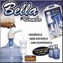 Bomba Prática P/garrafão Agua Bella Bomba P/ Galões10 E 20 L