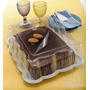 Embalagem P Bolo/torta Retangular Grande 3kg Galvanotek G70f