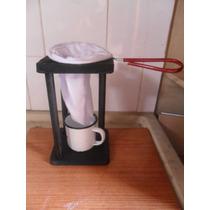 Mini Coador De Café+ Suporte+caneca Nº 6 1 Kg 30x20x16(fp13)