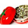 Dechavador/triturador De Temperos Ervas Finas - Metal Tomate
