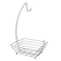 Fruteira Hook Riserva Inox 28x25cm