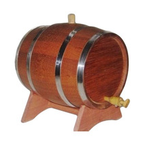 Barril | Carvalho Europeu 5 L Caçhaca,vinho,wisque,cerveja
