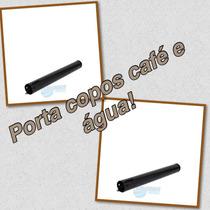 Kit Suporte Dispenser Copos Descartáveis Parede Água E Café