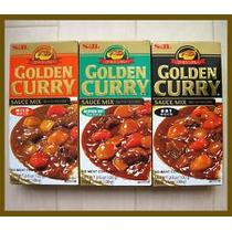 Golden Curry S&b 100g - Carê Raisu - Importado Japão