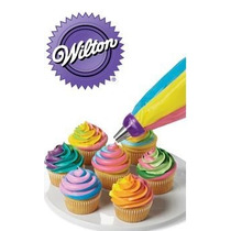 Acoplador P/ 3 Sacos De Confeitar Wilton - Color Swirl 3