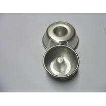 Forminha Mini Pudim Nº 0 Festa Kit Com 12 Pçs Aluminio