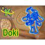 Cortador De Biscoito Cachorrinho Doki Discovery Kids - Em 3d