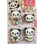 Cortador Biscoito Panda - Cutter Cookie Panda - Lindo