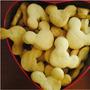 Cortador Aluminio Bolachas,biscoitos,bolos,biscuit Mickey