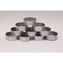 Forminha Pão De Mel Nº 1 Kit Com 12 Unidades Em Aluminio