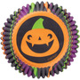 Forma De Papel 75un Wilton Muffins/cupcake Halloween