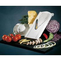 Mandoline Cortador Fatiador Frutas E Legumes Borner V3