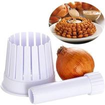 Cortador Fatiador De Cebola Tipo Outback Onion Blossom Maker