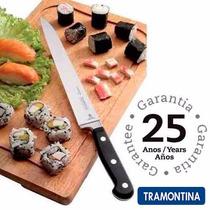 Faca Sashimi / Sushi Inox 9 Century Tramontina - A Melhor