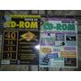Várias Revista Do Cd-rom Editora Europa Todas Com Cds