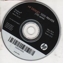 Cd De Instalação Para Impressora Hp Deskjet 1000