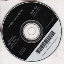 Cd De Instalação P/ Impressora Hp Officejet Pro K8600