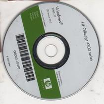 Cd De Instalação Para Impressora Hp Officejet 4355/4300