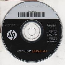 Cd De Instalação Para Impressora Hp Deskjet 4615 / 4610