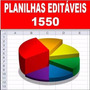 Planilha Excel,vendas, Controle Estoque, Lucro,fluxo(1550)