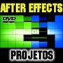 600projetos Aftereffects Editáveis/vinhetas/vídeos Fretegrát