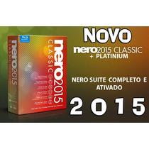 Nero Platinium 2015