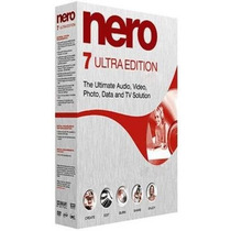 Nero 7 Ultra Edition Original + Serial - Promoção