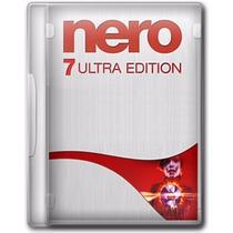 Nero 7 Ultra Edition Original + Serial De Ativação