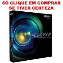 Sony Vegas Pro 11 - 32 E 64bits - Via Download