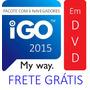 Atualização Igo 2015 Com 6 Navegadores Primo, Amigo, Igo8