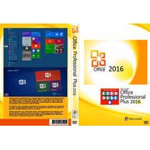 Office 2016 Professional Plus 32 E 64 Bits + Ativação