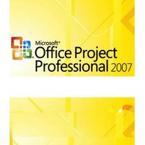 Project Professional 2007 Ativador