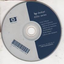 Cd De Instalação Para Impressora Hp Deskjet 656c