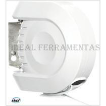 Varal De Parede Retrátil Automático - Unomax Com 12 Metros
