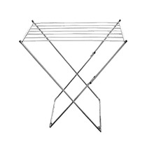 Varal De Chão Para Lençol De Alumínio