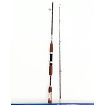 Vara Coral Inquebrável, Translúcida, 1,80 Metros, 12 A 25 Lb