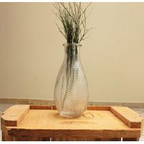 Vasos Decorativos De Vidro Conjunto Com - 3 Vasos Diferentes