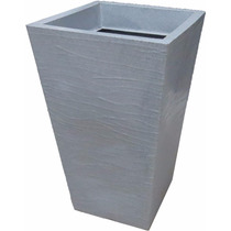 Vaso Polietileno Cor Granito Cimento Pedra Bg1-004