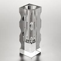 Vaso Carol 25,5cm Altura Vidro Transparente Prestige R 3418