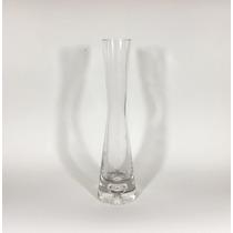Vaso Solitario De Vidro Para Flores 20cm Decoração Casamento