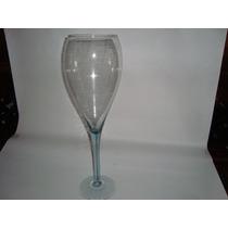 Vaso De Vidro - Decorativo Transparente