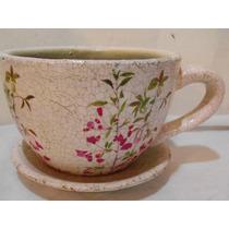 Chicara De Ceramica Grande Para Aranjo