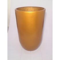 Vasos Decorativos De Fibra De Vidro - Uba Gg