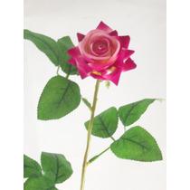 12 Rosas Master - Flores Artificiais Vasos Arranjos Mesas