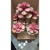 Planta Artificial C/ Vaso Decorativo Interno
