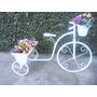 Bicicleta Jardineira Para Plantas, Jardim, Decoração,vasos