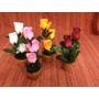Vasos Para Decoração, Flores Artificiais.