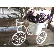 Suporte Para Plantas Com Vaso,bicicleta P/ Mesa,rack,festas